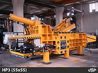 Пресс-подборщик для металлолома Aymas HP3 (55x55)