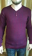 Модный весенний  мужской свитер