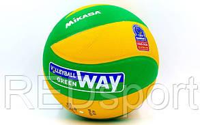 Мяч волейбольный MIKASA VB-5940. М'яч волейбольний