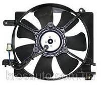 Вентилятор радиатора основной с кондиционером Matiz / Матиз, 96314167