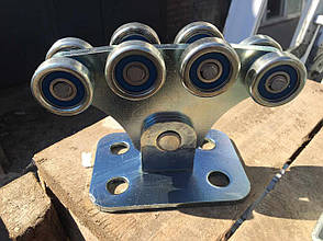 Фурнитура для сварных консольных ворот.Комплект до 450кг, фото 3