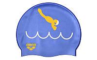 Шапочка для плавания детская KUN CAP