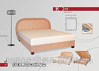 Кровать Юля (0,9)