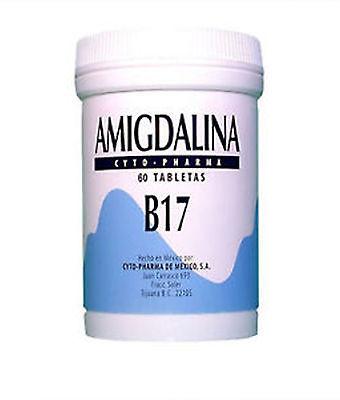 Амигдалин мексиканский B17 Cyto Pharma 500 мг 60 таблеток