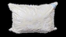 Подушка Leleka-Textile Лебяжий пух 50х70, фото 3