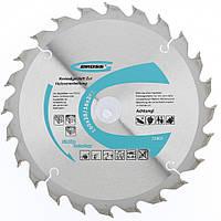 Пильный диск по дереву 160x20/16x24 мм Gross 73307
