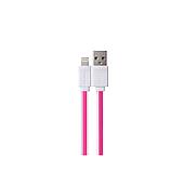 Кабель Remax Color для iPhone/iPad/iPod Lightning Pink