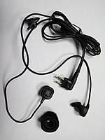 Гарнитура с вибромикрофоном MD-14 M1 для радиостанций Motorola / Hytera / Zastone