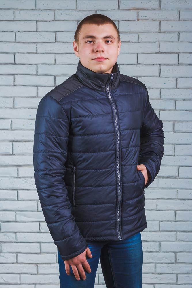 Куртка  мужская темно-синяя