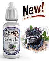 Ароматизатор Blueberry Jam (Cap) Flavor  10 мл , Capella, США
