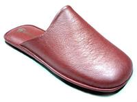 Тапочки женские из натуральной кожи