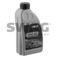 Синтетическое моторное масло SWAG 5W40 1л. ( MB 229.3 , VW 502 00/505 00 , BMW LL-98 , Opel LL-B 025 )