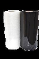 Стретч-пленка машинная черная, 17-23 мкм