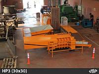 Пресс-подборщик для металлолома Aymas HP3 (30x30)