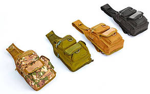 Рюкзак тактический патрульный. Рюкзак тактичний