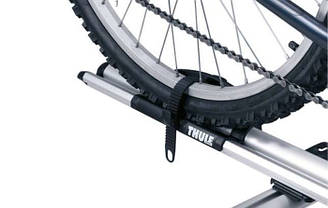 Крепление Thule OutRide 561 для 1 велосипеда c фиксацией за вилку на крышу , фото 3