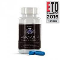 Viaman 30 Capsules натуральный препарат для повышения потенции и увеличения члена
