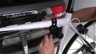 Крепление Thule Xpress 970 для 2 велосипедов на фаркоп, фото 3