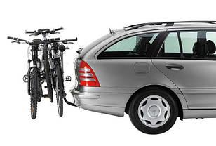Крепление Thule HangOn 974 для 3 велосипедов на фаркоп, фото 2