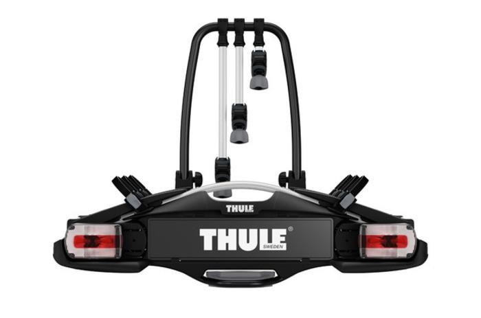 Платформа Thule VeloCompact 927 для 3 велосипедов на фаркоп