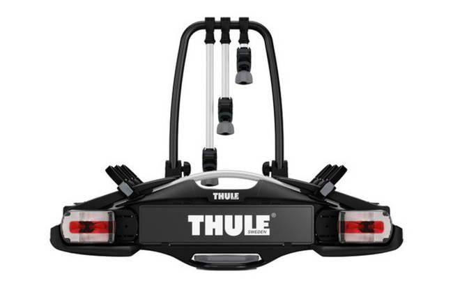 Платформа Thule VeloCompact 927 для 3 велосипедов на фаркоп, фото 2