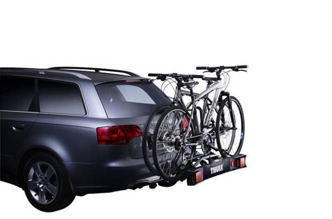 Платформа Thule RideOn 9502 для 2 велосипедов на фаркоп, фото 2