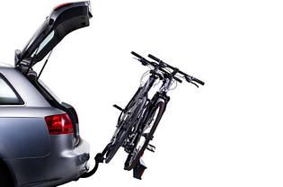 Платформа Thule RideOn 9502 для 2 велосипедов на фаркоп, фото 3