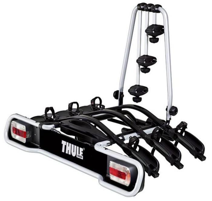 Платформа Thule EuroRide 943 для 3 велосипедов  на фаркоп
