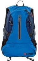 Спортивный городской рюкзак Daypack 23, грудная стяжка, анатомические лямки, 26х13х45 см, 670 г