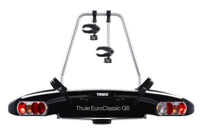 Платформа Thule EuroClassic 928 для перевозки 2 велосипедов на фаркоп