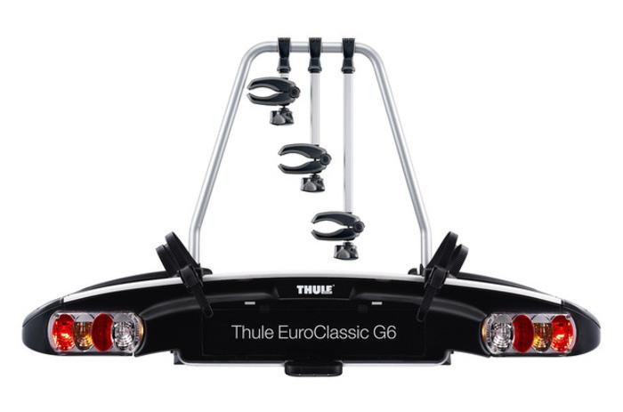 Платформа Thule EuroClassic 929 для 3 велосипедов на фаркоп
