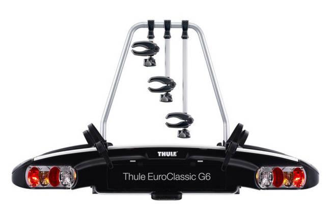 Платформа Thule EuroClassic 929 для 3 велосипедов на фаркоп, фото 2
