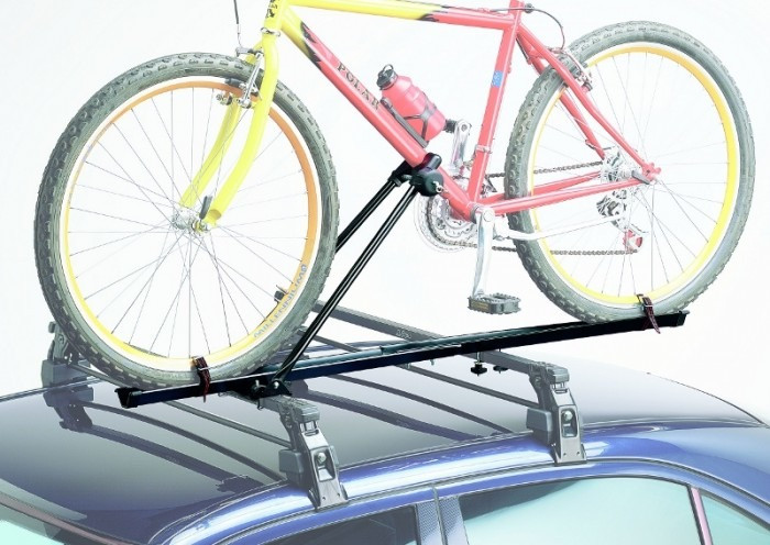 Крепление Peruzzo Top Bike (with lock) для 1 велосипеда на крышу