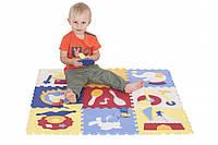 """Развивающий коврик Baby Great """"Удивительный цирк""""  (GB-M129С) 92*92"""