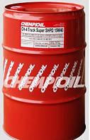 Моторное масло Chempioil CH-4 TRUCK Super SHPD 15W40 60л