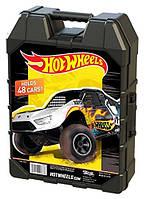 Кейс на 48 машинок Hot Wheels контейнер, 48 Car Case Хот Вилс 20020