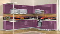 Кухня Hihg Gloss / Хьюго Глосс (Мебель стар) пурпур, фото 1