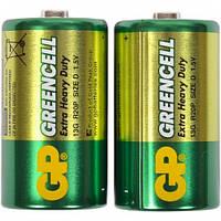 Батарейка GP greencell R 20 20шт/уп