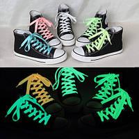 Флуоресцентные (светящиеся) шнурки
