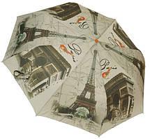 Зонты женские полуавтомат