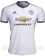Футболка игровая Adidas FC Manchester United  2016-17