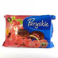 Печенье с желейной начинкой Paryskie в шоколаде (300 г) (Польша) .