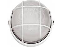 ЖКХ светильник LEDMAX 6Вт 6500K круг с решеткой