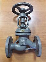 Вентиль стальной 15с65нж Ду80 Ру16