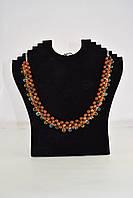 Ожерелье с сердоликом, фото 1