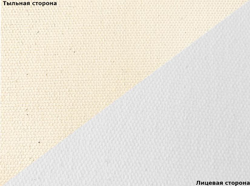 Холст хлопковый с матовым покрытием для струйных принтеров 350 г/м2, 1270 мм х 18 метров
