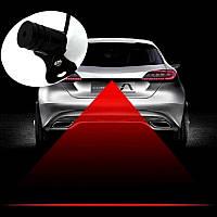 Лазерный противотуманный стоп сигнал габарит авто, лазерный излучатель, лазерная противотуманка на автомобиль