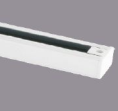 Направляющая рейка LEDMAX 1-PHS-1MB белая