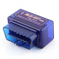 Адаптер для диагностики авто OBD2 ELM327 mini BT, диагностический сканер для автомобиля