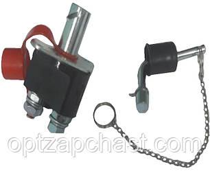 Выключатель массы АКБ с ключем 12 V 24 V ALSA